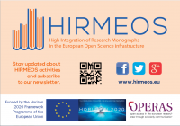 2nd HIRMEOS Webinar: A Peer-review Certification System for Open Access Books